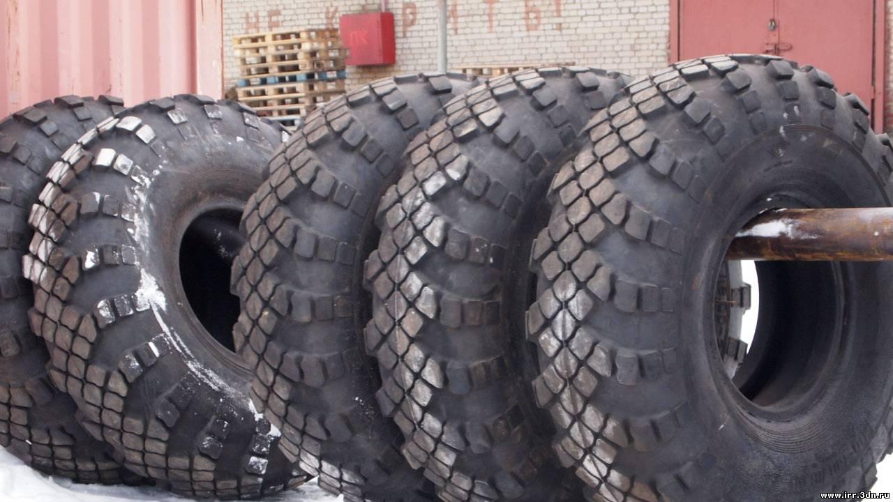 Продам крупногабаритную шину отечественного производителя