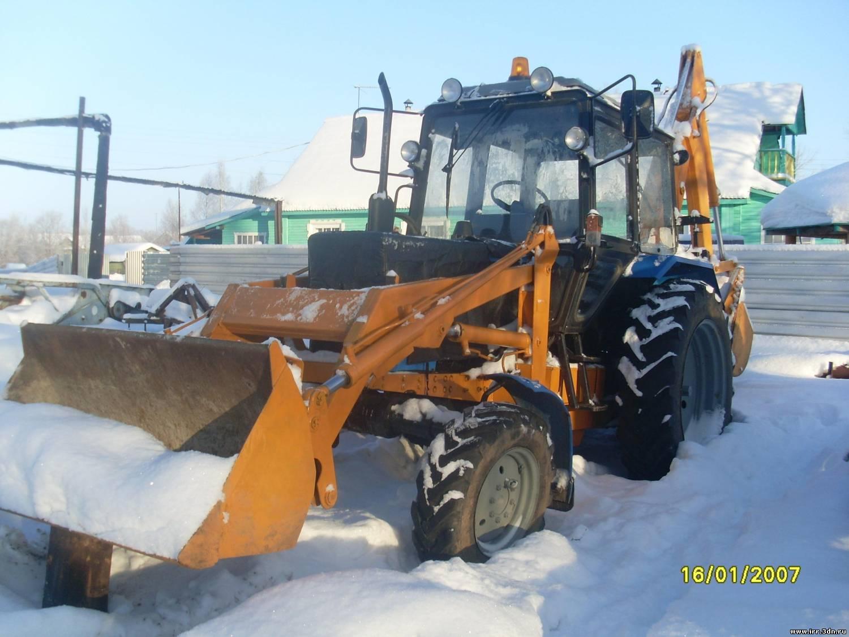 Продам Б/У трактор Беларус МТЗ - 82.1 В отличном состоянии.