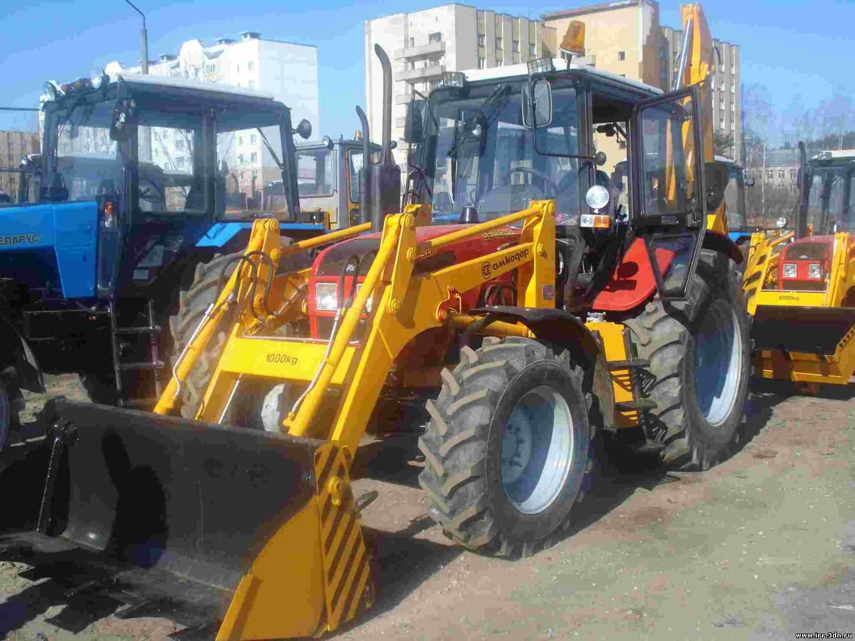 Трактора БУ и новые в Челябинской области
